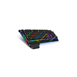 CLA - XK500 -  CLAVIER MECANIQUE / LED RGB /ANTI-GHOSTING / ABS
