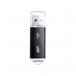 Silicon Power Blaze B02 lecteur USB flash 16 Go USB Type-A 3.2 Gen 1 (3.1 Gen 1) Noir