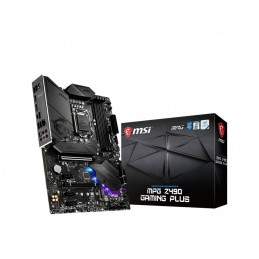 MSI MPG Z490 GAMING PLUS LGA 1200 ATX Intel Z490